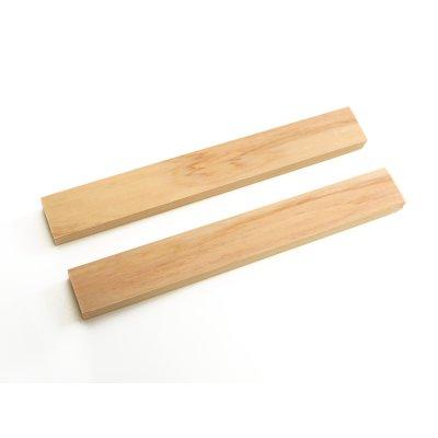 画像1: 板締め絞り用の木材